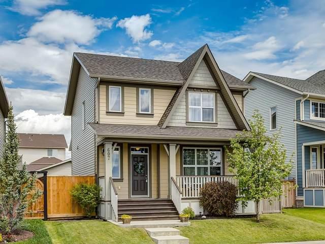 607 New Brighton Drive SE, Calgary, AB T2Z 0T9 (#C4299788) :: The Cliff Stevenson Group
