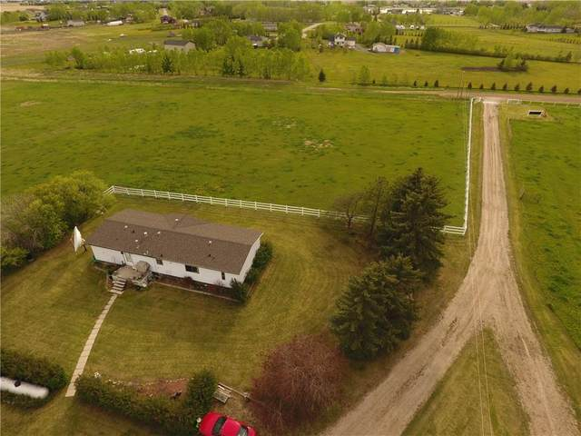 255122 Rge Rd 283, Rural Rocky View County, AB T2M 2L5 (#C4299802) :: Redline Real Estate Group Inc