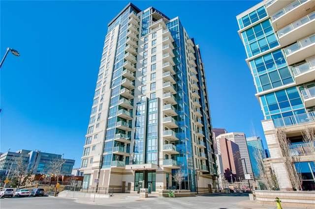 325 3 Street SE #1607, Calgary, AB T2G 0T9 (#C4299826) :: Redline Real Estate Group Inc