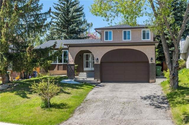 135 Cantree Place SW, Calgary, AB T2W 2K2 (#C4299841) :: Calgary Homefinders