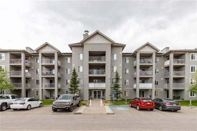604 8 Street SW #2306, Airdrie, AB T4B 2W4 (#C4299843) :: Calgary Homefinders