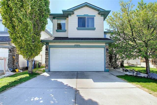 5 Crystalridge Gate, Okotoks, AB T1S 1W6 (#C4299846) :: Redline Real Estate Group Inc