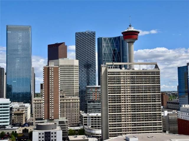 135 13 Avenue SW #1903, Calgary, AB T2R 0W8 (#C4299859) :: The Cliff Stevenson Group
