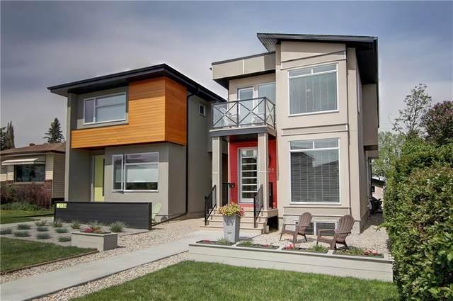 2728 Cochrane Road NW, Calgary, AB T2M 4H9 (#C4299872) :: Calgary Homefinders
