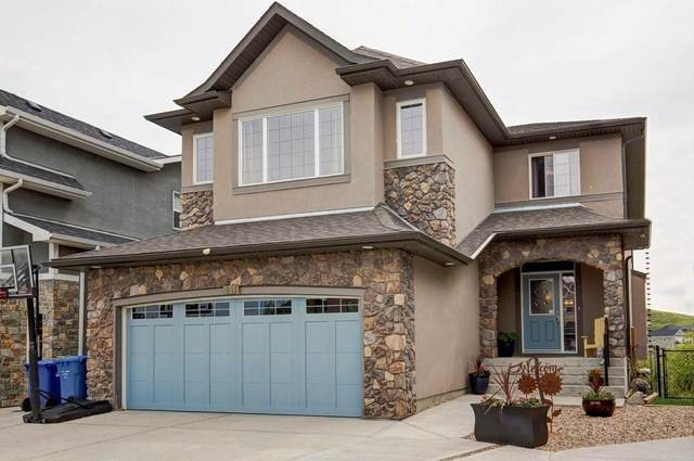 181 Sage Meadows Circle NW, Calgary, AB T2Y 3T8 (#C4299880) :: The Cliff Stevenson Group