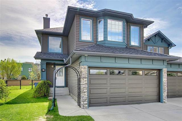 63 Cougar Ridge Bay SW, Calgary, AB T3H 5C4 (#C4299881) :: Calgary Homefinders