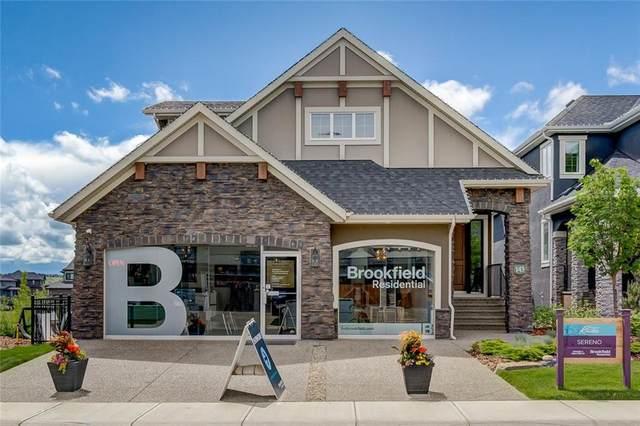 143 Cranbrook Drive SE, Calgary, AB T3M 0J1 (#C4299891) :: The Cliff Stevenson Group