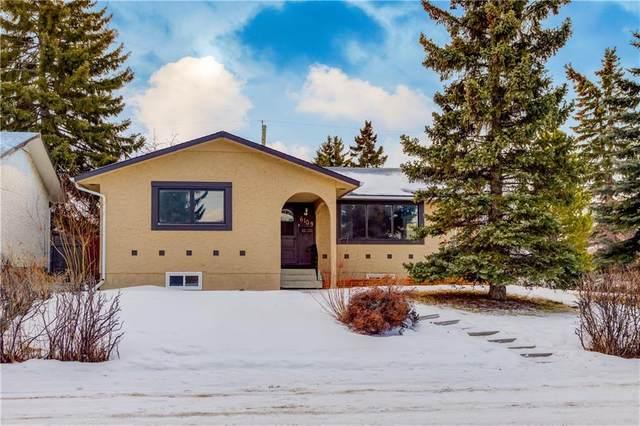 6103 Penworth Road SE, Calgary, AB T3A 4J9 (#C4299893) :: Western Elite Real Estate Group