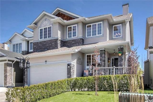 42 West Pointe Manor, Cochrane, AB T4C 1A7 (#C4299911) :: Redline Real Estate Group Inc