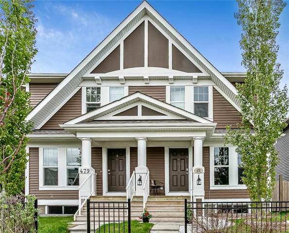 475 Auburn Bay Avenue SE, Calgary, AB T3M 1T9 (#C4299928) :: Western Elite Real Estate Group