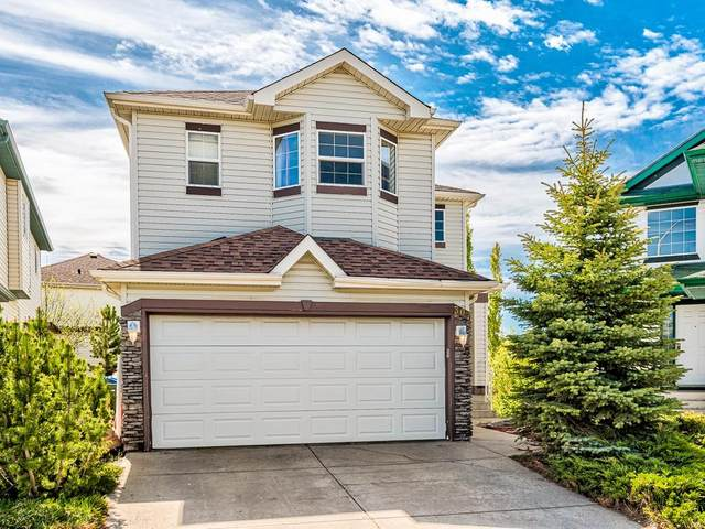 307 Rocky Ridge Mews NW, Calgary, AB T3G 4P3 (#C4299935) :: Western Elite Real Estate Group