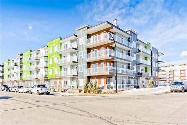 20 Seton Park SE #409, Calgary, AB T3M 2V4 (#C4299942) :: Redline Real Estate Group Inc