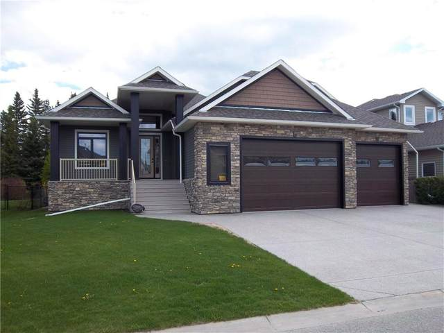 1303 2nd Street, Sundre, AB T0M 1X0 (#C4299976) :: Redline Real Estate Group Inc