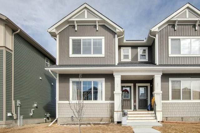 90 Fireside Circle, Cochrane, AB T4C 0Z5 (#C4299985) :: Redline Real Estate Group Inc