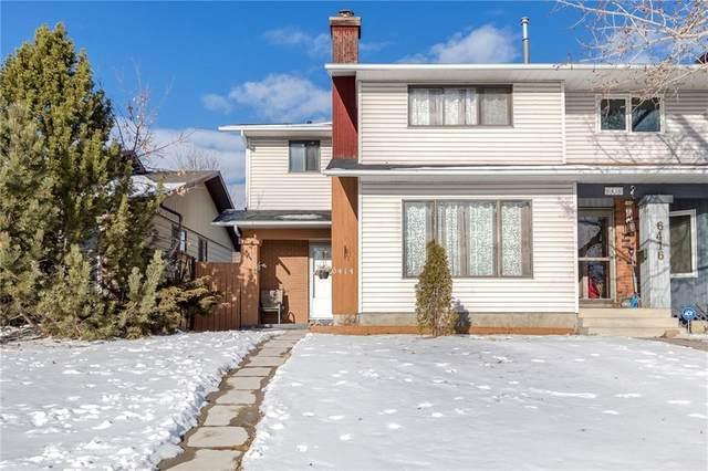 6414 24 Avenue NE, Calgary, AB T1Y 3T8 (#C4300030) :: Calgary Homefinders