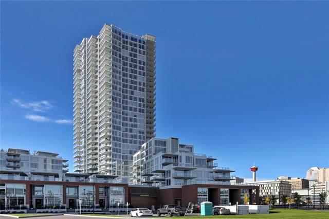 510 6 Avenue SE #1808, Calgary, AB T2G 1L7 (#C4300040) :: Redline Real Estate Group Inc