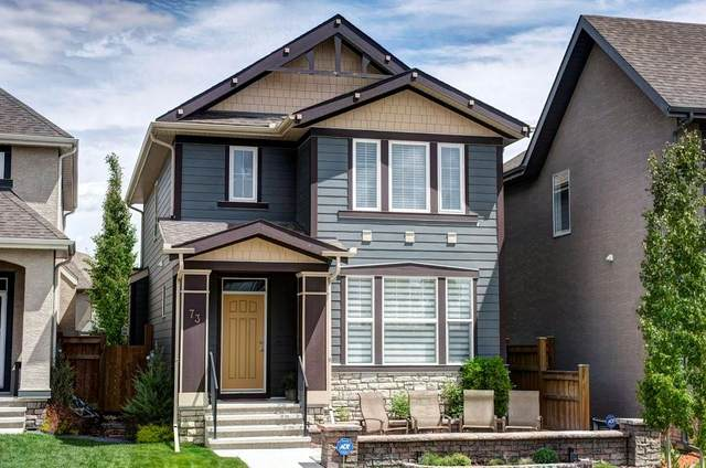 73 Marquis Place SE, Calgary, AB T3M 2A5 (#C4300061) :: The Cliff Stevenson Group