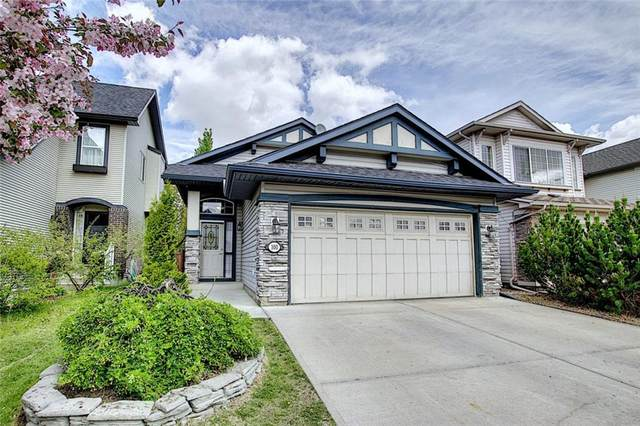 100 Brightondale Crescent SE, Calgary, AB T2Z 4K1 (#C4300072) :: Redline Real Estate Group Inc