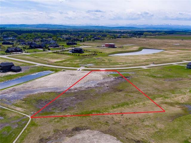 242168 Windhorse Way, Rural Rocky View County, AB T3Z 0B4 (#C4300075) :: Redline Real Estate Group Inc