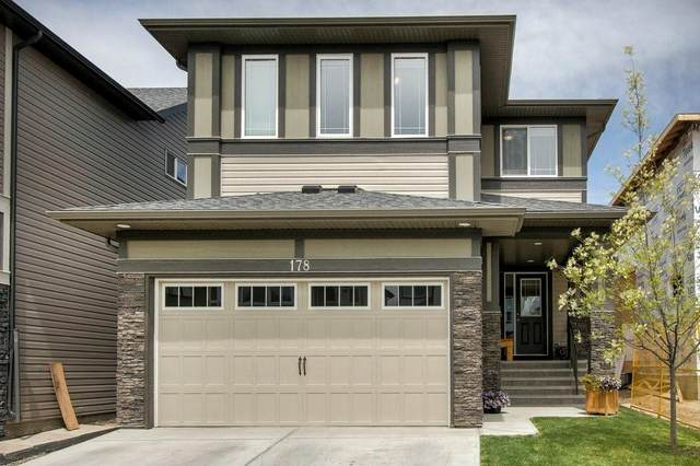 178 Hillcrest Heights SW, Airdrie, AB T4B 4C2 (#C4300091) :: Calgary Homefinders