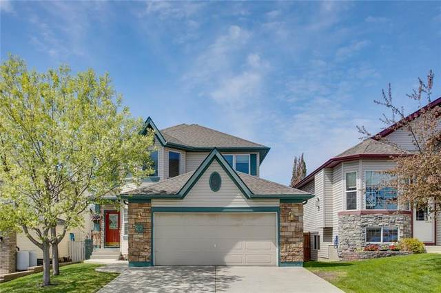 22 Crystal Ridge Crescent, Okotoks, AB T1S 1V1 (#C4300106) :: Redline Real Estate Group Inc