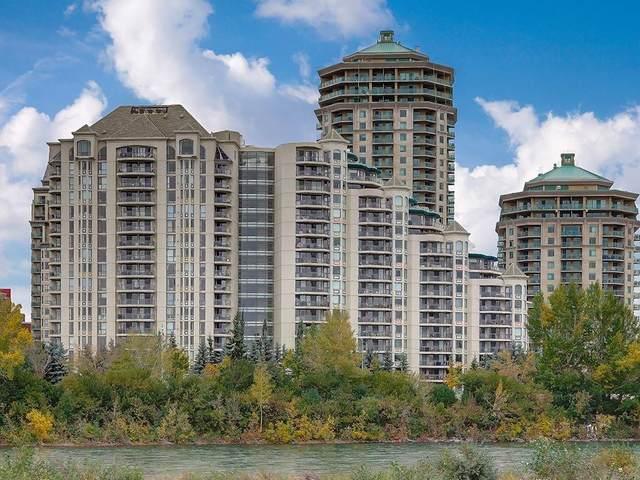 1108 6 Avenue SW #1706, Calgary, AB T2P 5K1 (#C4300107) :: Calgary Homefinders