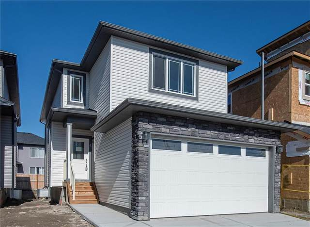 427 Bayview Way SW, Airdrie, AB T4B 4G1 (#C4300115) :: Calgary Homefinders
