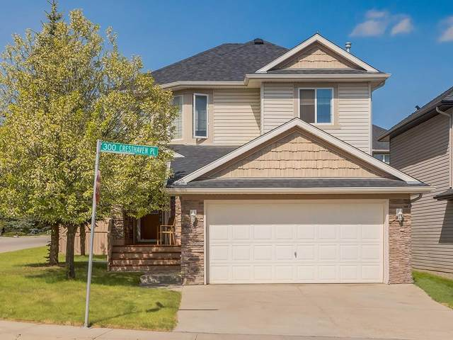 304 Cresthaven Place SW, Calgary, AB T3B 5W5 (#C4300126) :: Calgary Homefinders