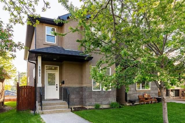 1031 16A Street NE, Calgary, AB T2E 4T5 (#C4300132) :: The Cliff Stevenson Group