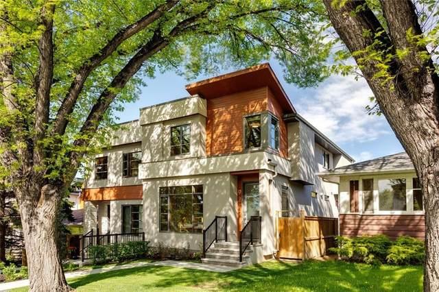 921 36 Street NW, Calgary, AB T2N 3A9 (#C4300152) :: The Cliff Stevenson Group