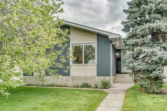 7328 Huntley Road NE, Calgary, AB T2K 4Z4 (#C4300174) :: The Cliff Stevenson Group