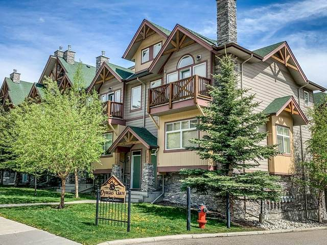 85 Dyrgas Gate #503, Canmore, AB T1W 3L1 (#C4300200) :: Canmore & Banff