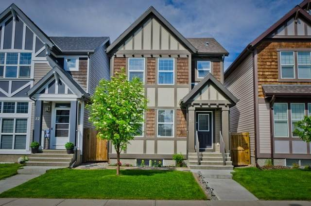 36 New Brighton Grove SE, Calgary, AB T2Z 0W3 (#C4300205) :: The Cliff Stevenson Group