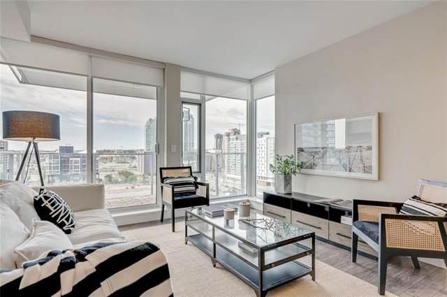 519 Riverfront Avenue SE #1107, Calgary, AB T2G 1K6 (#C4300213) :: Redline Real Estate Group Inc