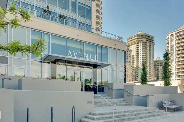 1025 5 Avenue SW #602, Calgary, AB T2P 1N4 (#C4300217) :: Virtu Real Estate