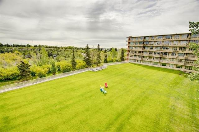 3204 Rideau Place SW 503/504, Calgary, AB T2S 1Z2 (#C4300228) :: Canmore & Banff
