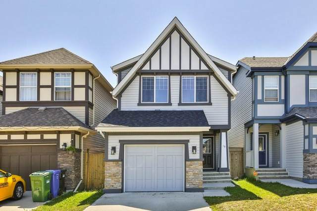 19 Chaparral Valley Common SE, Calgary, AB T2X 0T4 (#C4300239) :: ESTATEVIEW (Real Estate & Property Management)