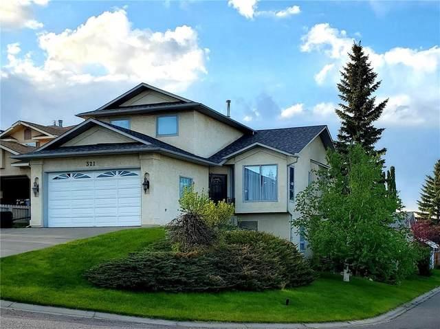 321 Sandringham Court NW, Calgary, AB T2K 3V6 (#C4300241) :: Virtu Real Estate