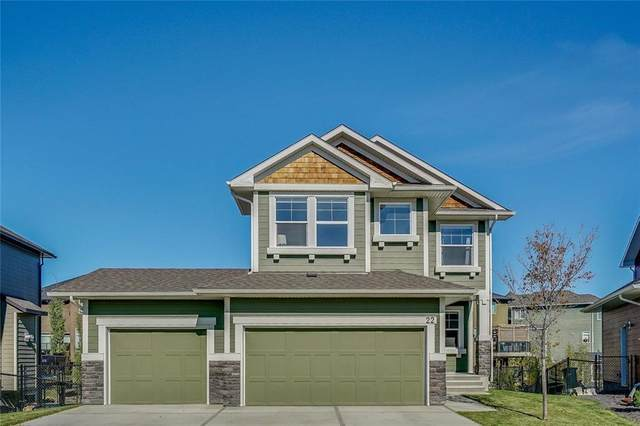 22 Ranchers Manor, Okotoks, AB T1S 0G5 (#C4300284) :: Redline Real Estate Group Inc