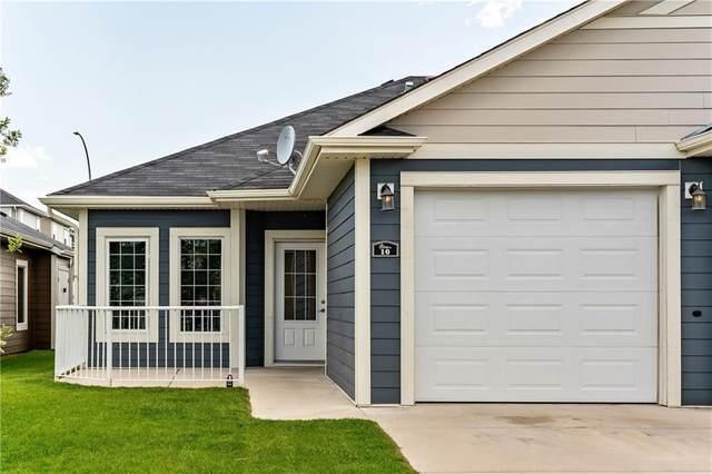 10 Sunrise Place NE, High River, AB T1V 0G9 (#C4300291) :: Redline Real Estate Group Inc