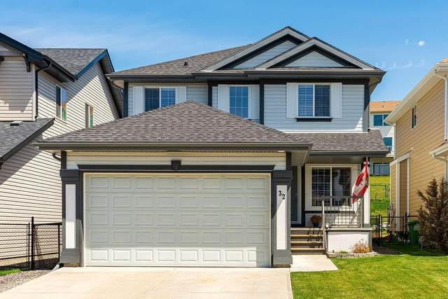 32 Sunset Terrace, Cochrane, AB T4C 0G1 (#C4300295) :: Redline Real Estate Group Inc