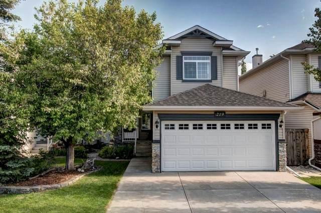 219 Chapalina Place SE, Calgary, AB T2X 3P4 (#C4300313) :: ESTATEVIEW (Real Estate & Property Management)