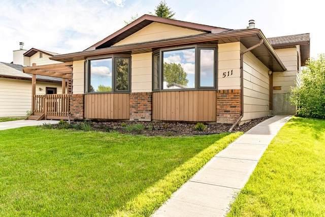511 6 Street SE, High River, AB T1V 1K7 (#C4300320) :: Redline Real Estate Group Inc