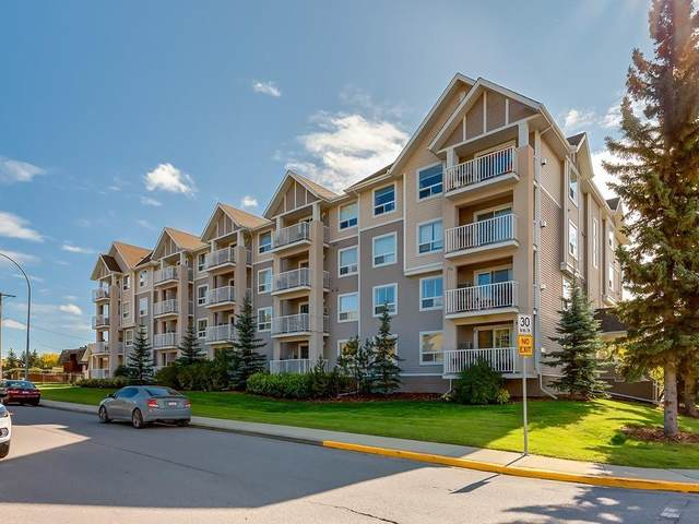 128 Centre Avenue #405, Cochrane, AB T4C 2K5 (#C4300326) :: Calgary Homefinders