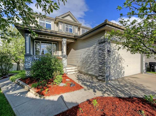 327 Rocky Ridge Bay NW, Calgary, AB T3G 4H8 (#C4300341) :: Redline Real Estate Group Inc