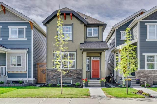 84 Masters Heights SE, Calgary, AB T3M 2M7 (#C4300351) :: The Cliff Stevenson Group