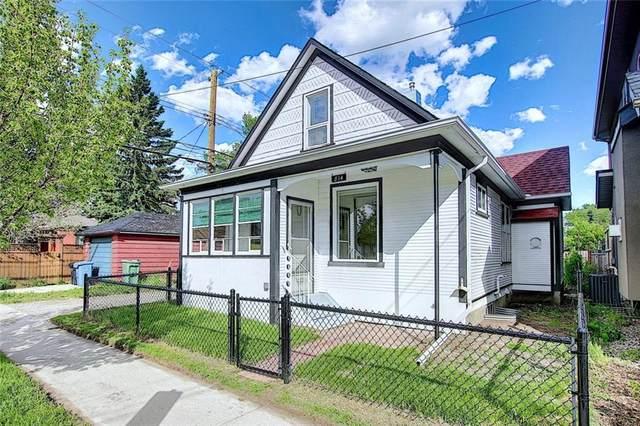 814 20 Street SE, Calgary, AB T2G 3X4 (#C4300436) :: Calgary Homefinders