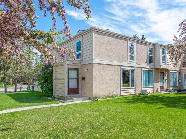2319 56 Street NE #61, Calgary, AB T1Y 2M2 (#C4300443) :: Calgary Homefinders