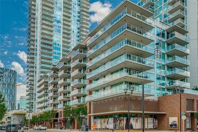 560 6 Avenue SE #507, Calgary, AB T2G 1K7 (#C4300448) :: Calgary Homefinders
