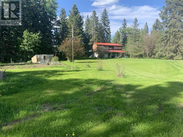 51022A Township Rd 360A, Rural Clearwater County, AB T0M 0M0 (#C4300458) :: The Cliff Stevenson Group